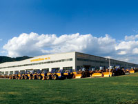 龙工(福建)机械厂房