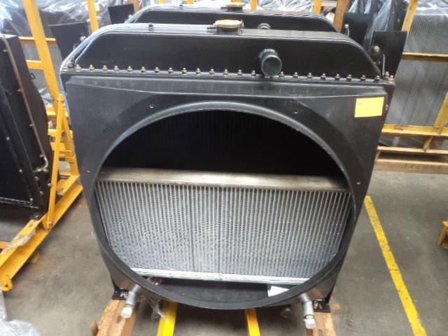 Ensamblado del radiador