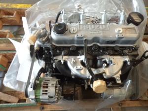 LG30DT-isuzu-engine