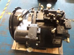 Transmisión del LG50DT