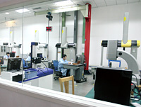 精密测量室