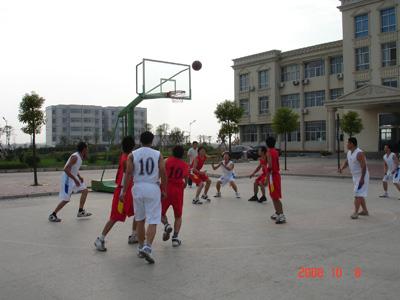 国庆篮球赛