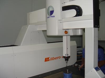 三坐标测量机(英国)