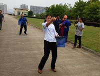 龙工铸锻第一届趣味运动会游戏