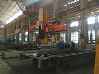 大型结构件焊接