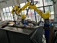农机铲斗焊接
