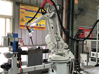 鋁合金散熱器焊接