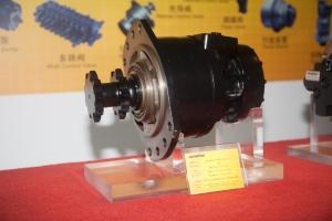 Radial Plunger Motor